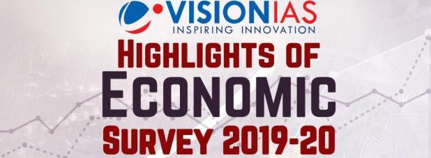 Vision IAS Summary OF Economic Survey 2019-2020 PDF