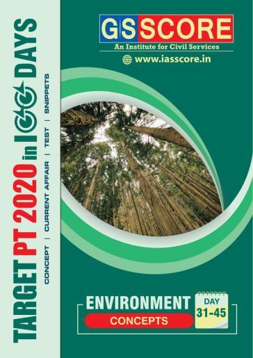 GS SCORE Target PT 100 Days Environment Concepts PDF