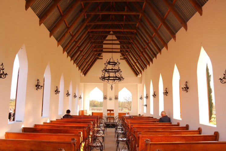 montpellier de tulbagh chapel, bach cello concert event