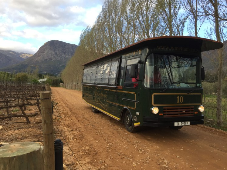 Franschoek Wine Tram