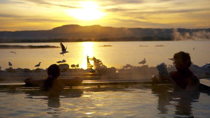 Polynesian Spa in Rotorua. Credits: Newzealand.com