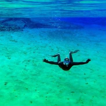 silfra diving