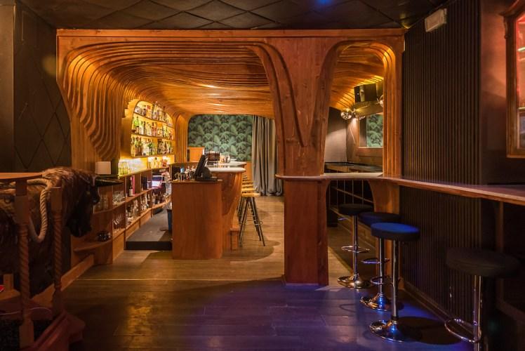 paradiso bar barcelona, gin tonic bar, bar crawl