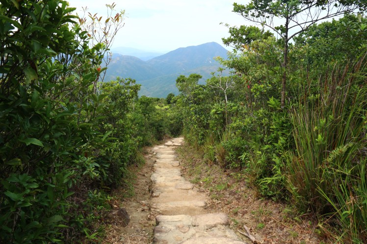 Hiking the MacLehose Trail No. 2