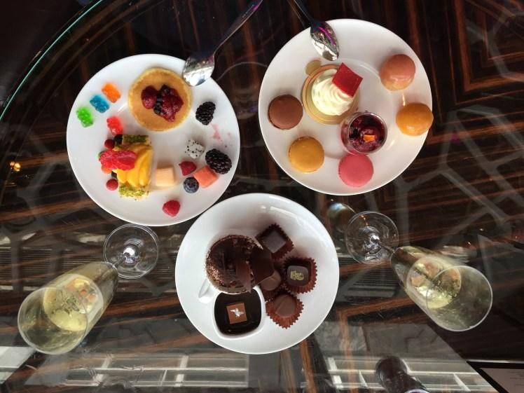 Sunday Brunch at Ritz Carlton