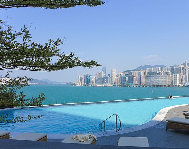 My Honest Opinion Of Shangri La 39 S Withaview Kerry Hotel Hong Kong Travel Differently