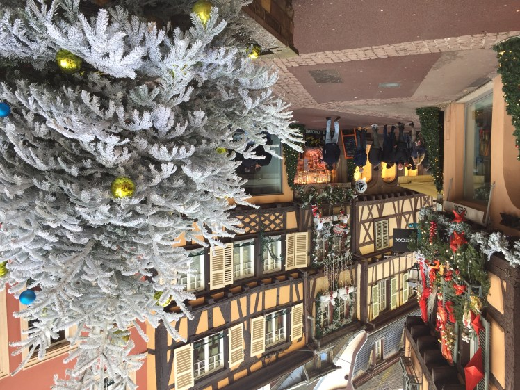 Alsace in winter - Colmar christmas markets