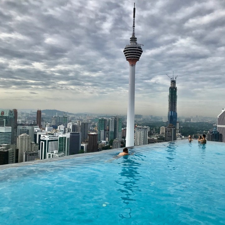 quickie in kuala lumpur The face suites infinity pool