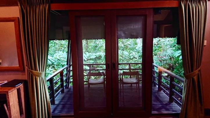 sukau rainforest lodge  the rooms
