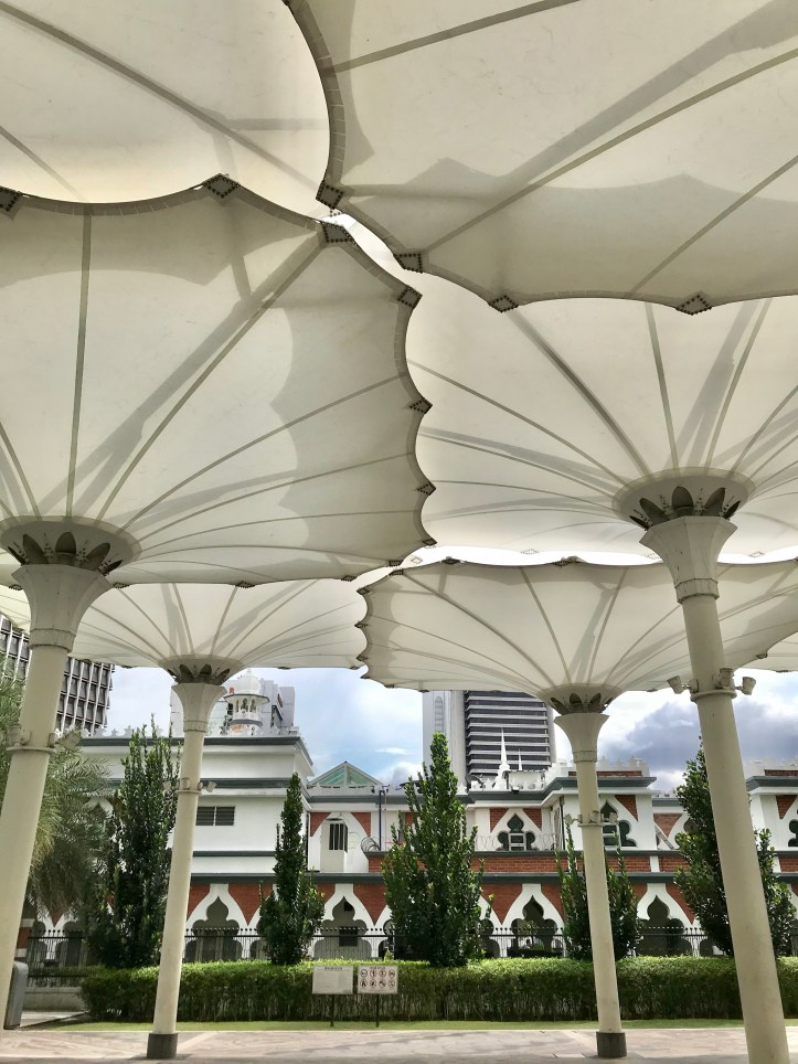 quickie in kuala lumpur: the architecture
