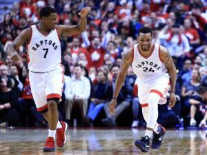 Toronto Raptors rebuild