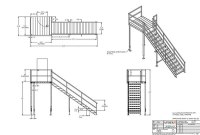 List of Synonyms and Antonyms of the Word: osha stair drawings