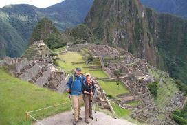 Can a 65-year-old Woman Survive Peru's Inca Trail?