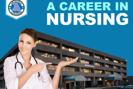 A Career in Nursing (Infographic)