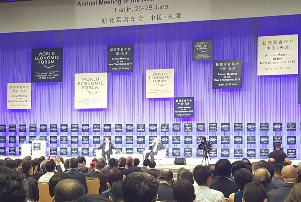 World economic forum in china