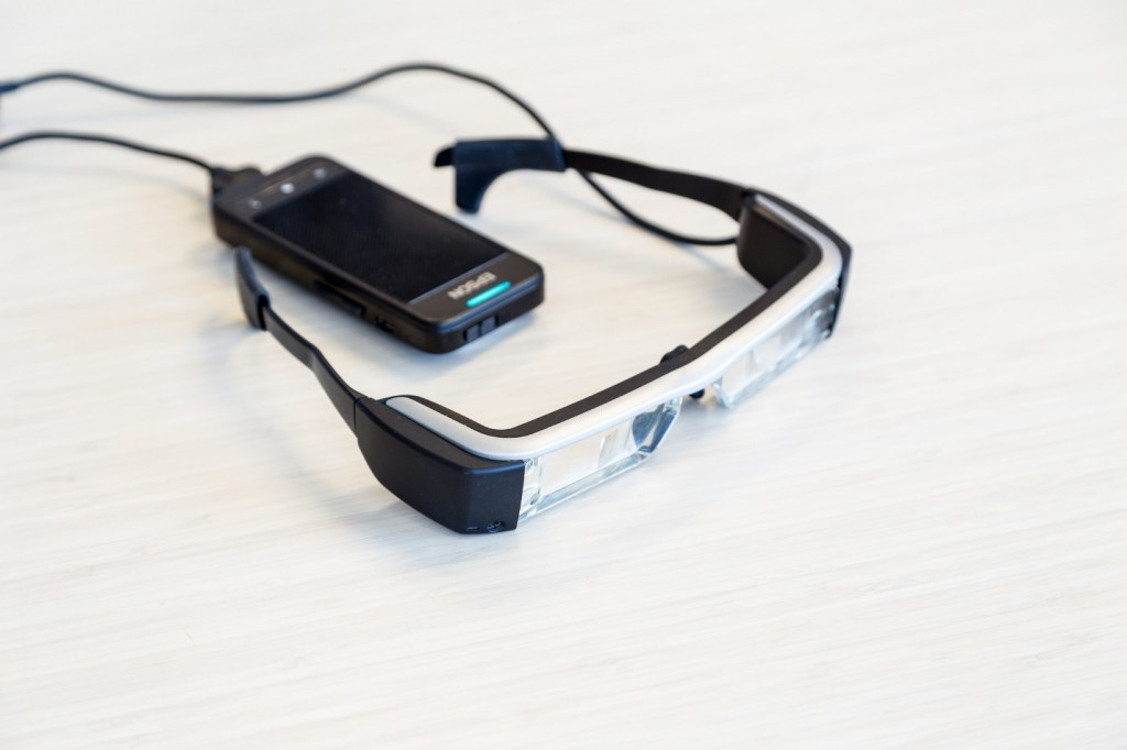 946863f69bf Upskill was the launch partner for the first generally available  stereoscopic see-through smart glasses