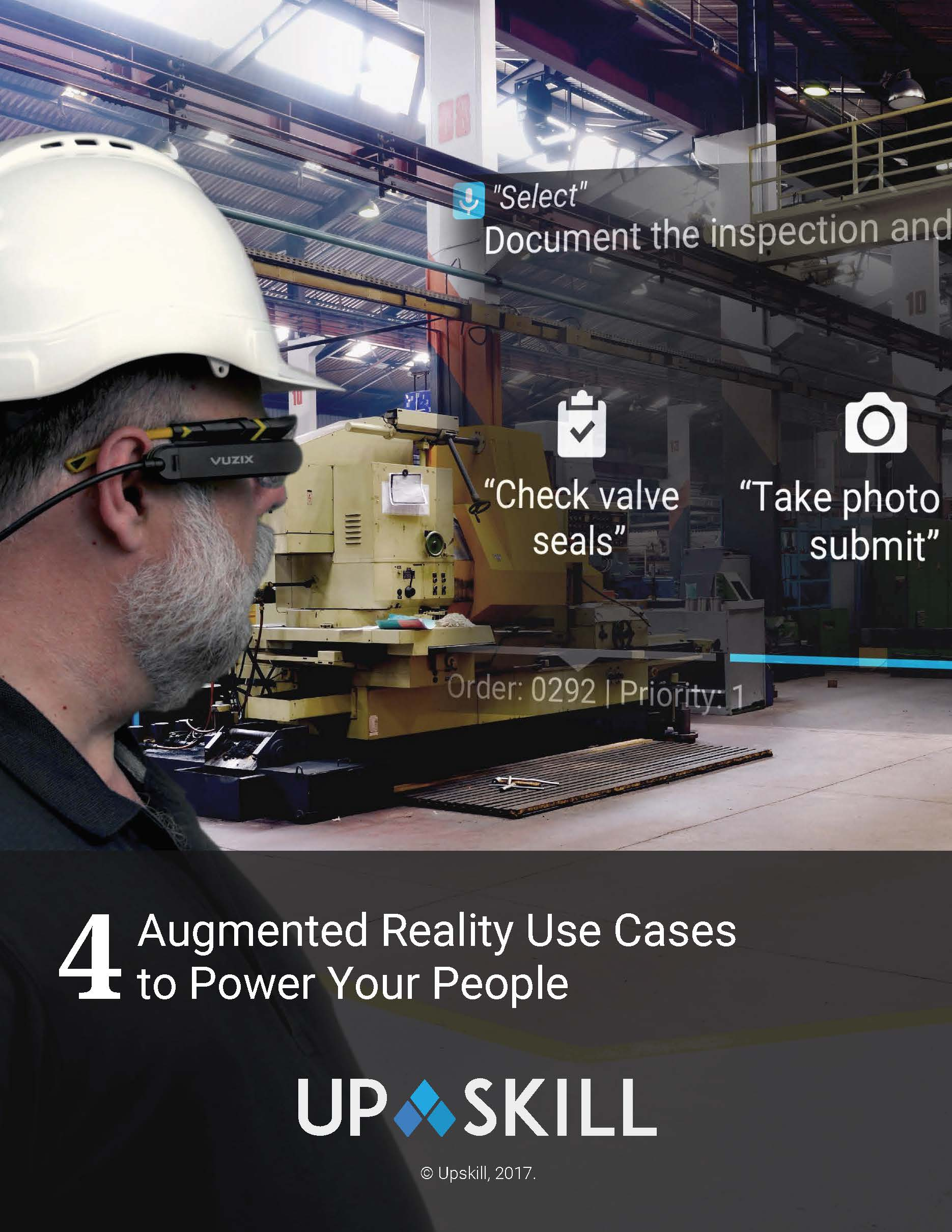 4 Augmented Reality Use Cases to Power Your People Image