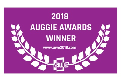 2018 Auggie Award Winner