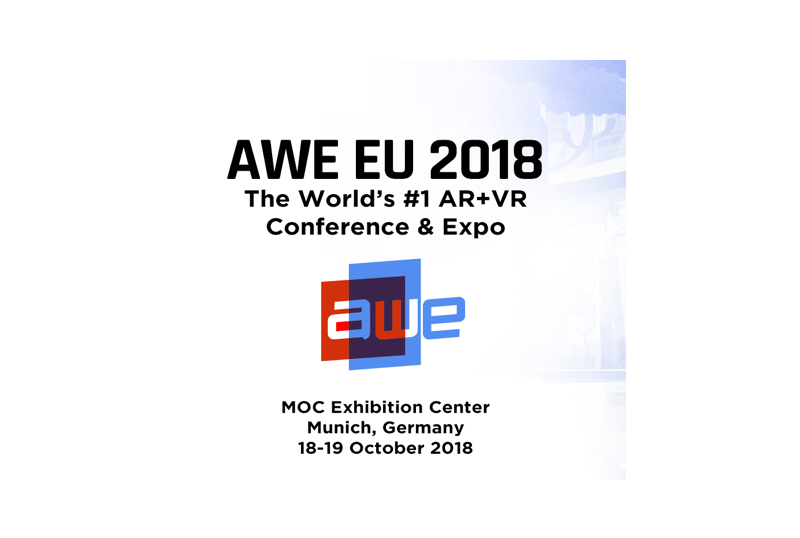 AWE EU 2018 AR and VR conference