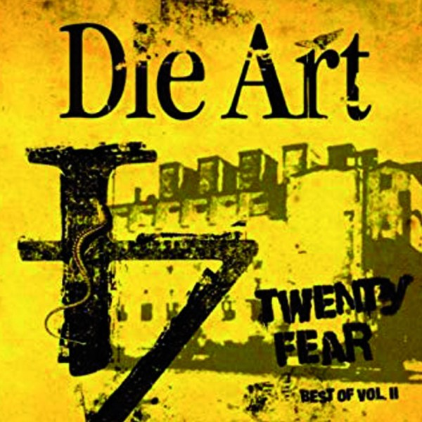 Die Art Twenty Fear CD