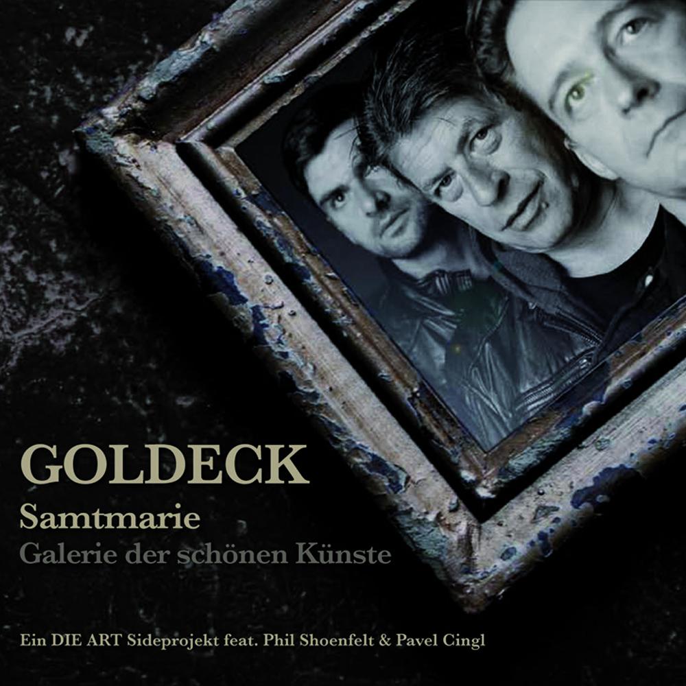 Goldeck - Samtmarie - Galerie der schönen Künste - CD