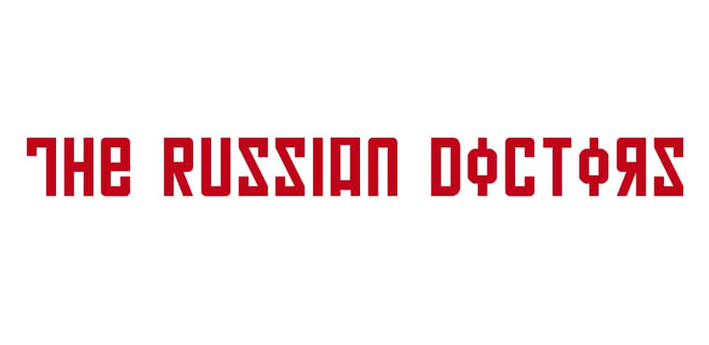 The Russian Doctors _ Logo