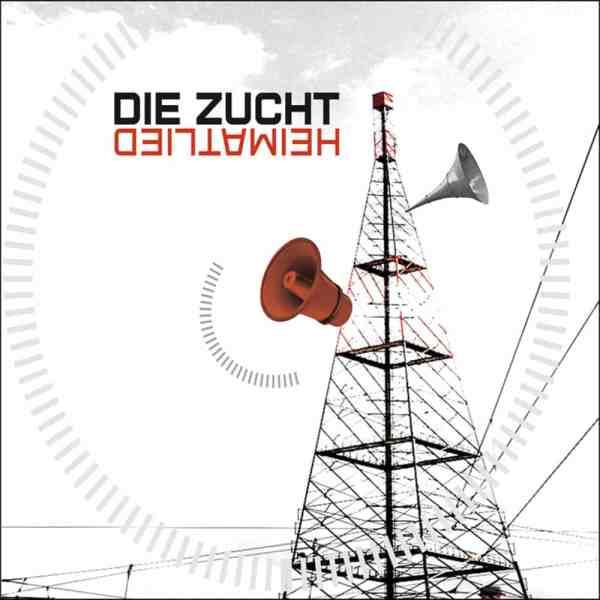 Die-Zucht-Heimatlied-LP-weißes-Vinyl-limitiert
