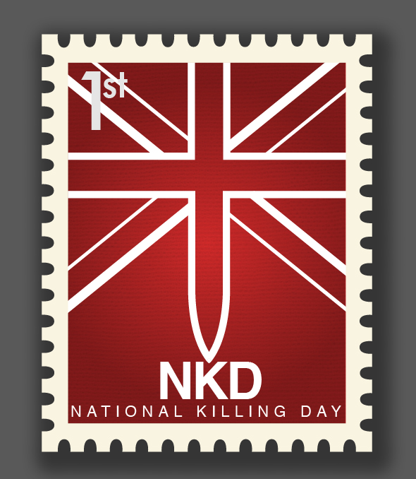 National Killing Day at Greater Manchester Fringe Festival 2016