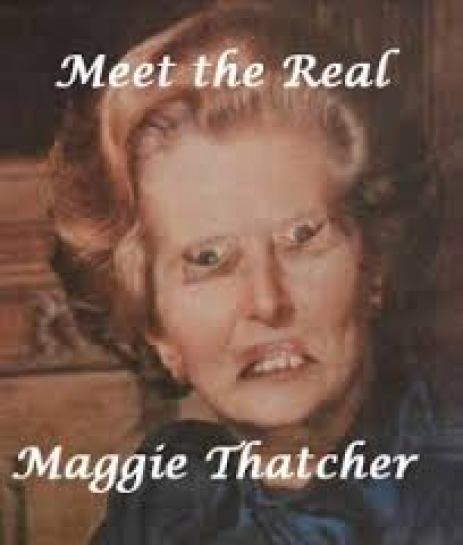 Meet The Real Maggie Thatcher by Gerundagula Productions