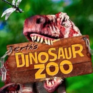 Dinosaur Zoo The Lowry