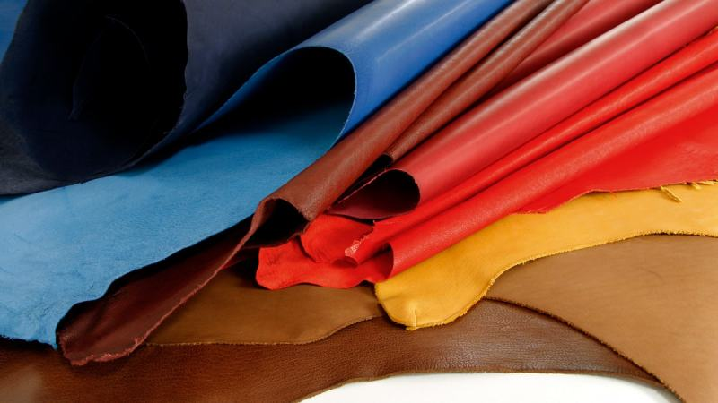Your guide to bookbinding leather.