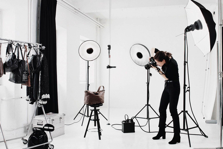 Workshop studiofotografie  Upstairs Fotografie