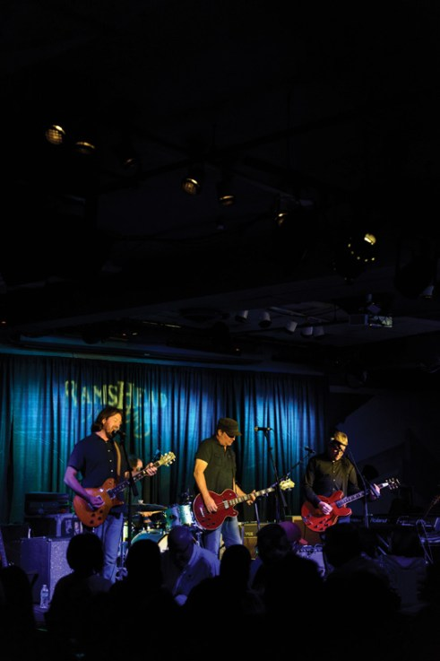 Starbelly plays at Ramshead on Stage, Annapolis, Md. Opening for Fastball. Members: Dennis Schocket Greg Schroeder Bryan Ewald Cliff Hillis Photo by Alison Harbaugh