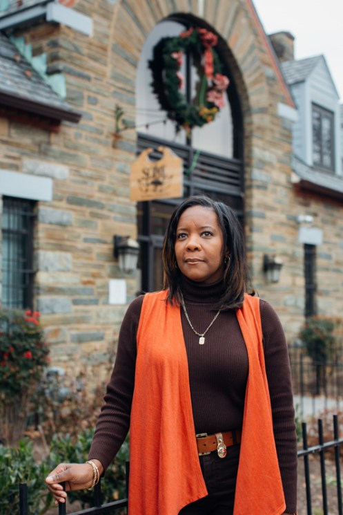 Since 2008, Yvette has been volunteering once a month at So Others Might Eat (S.O.M.E.) a nonprofit organization in Washington, D.C. that serves food and resources to the homeless and less fortunate.