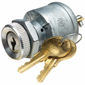 Cole Hersee  9579  Ignition Switch, 4position