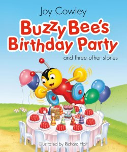 Buzzy Bee's Birthday Party