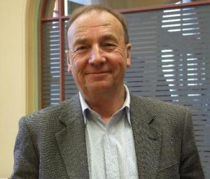 Author Ron Palenski