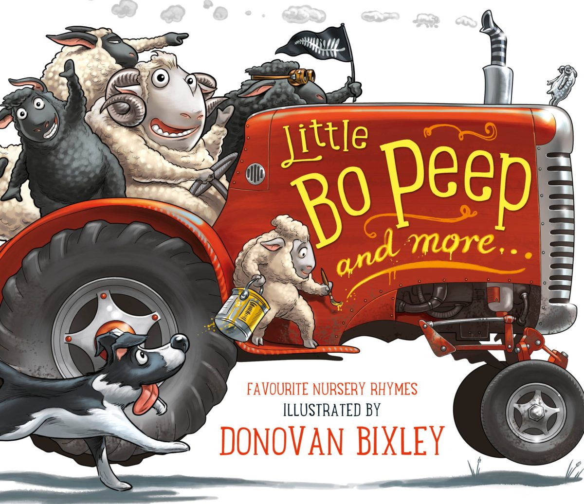 Little Bo Peep and more... A Nursery Rhyme Collection