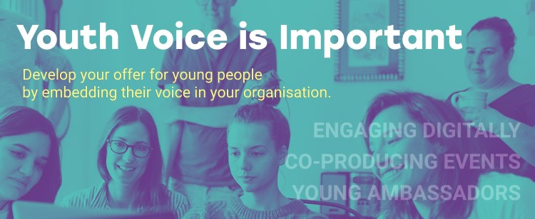 Book Youth Voice Training Now