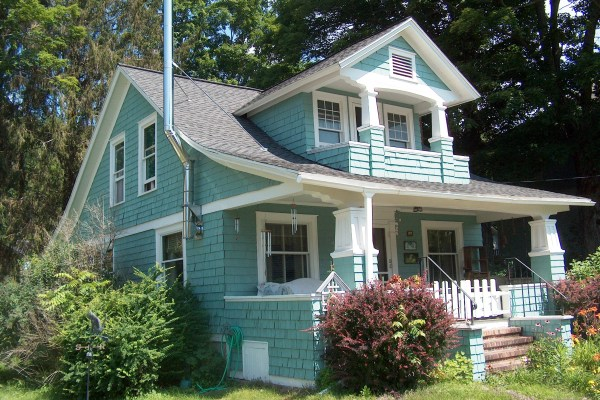 The Cutest Craftsman Bungalow in All of the Catskills, $129,000