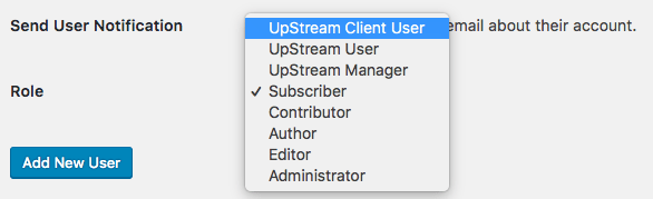 Add existing users to a project