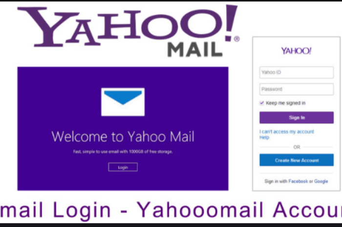 Yahoo Mail Sign Up Create Yahoo Email Account