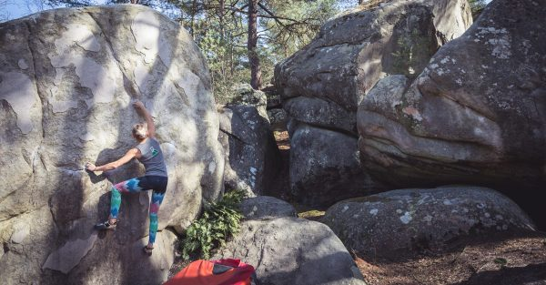 Bouldering Etiquette In Fontainebleau And