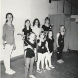Duhamel Recreation Commission Baton Twirling 1970's -P.Ormond files