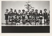 Duhamel Recreation Commission Community Christmas Concert, 1960's Willow Point Brownies, A.I. Collinson School -P.Ormond files
