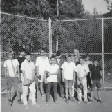 Duhamel Recreation Commission ball team, 1965  Ken Turner coach Patsy Ormond Files