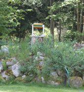 Fairyland water wheel, 2014