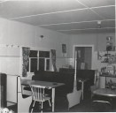 Booths at the Question Mark Store, 1959 Photo credit - Patsy Ormond