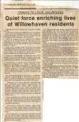 Nelson Daily News article May 4,1987 Mary Carne files