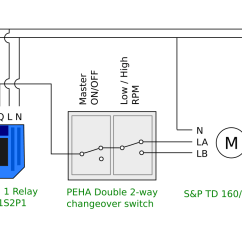 Bathroom Wiring Diagram 13 Pin Socket Controlling S Andp Inline Duct Fan With A Qubino Zmnhad1
